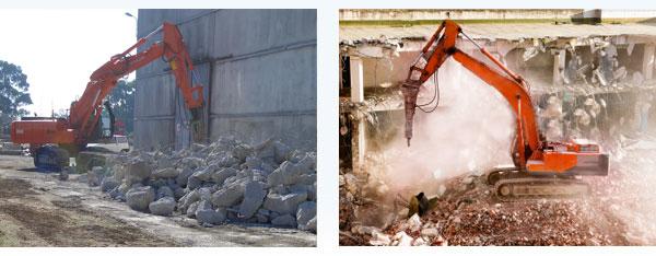 demolizioni edili roma